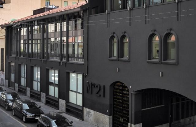 N°21 Headquarters in Milan