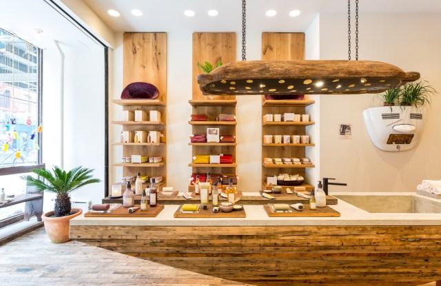 NaturaBrasil New York store
