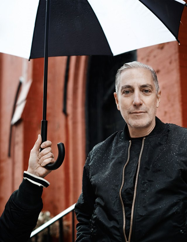 Creative director Paul Cavaco