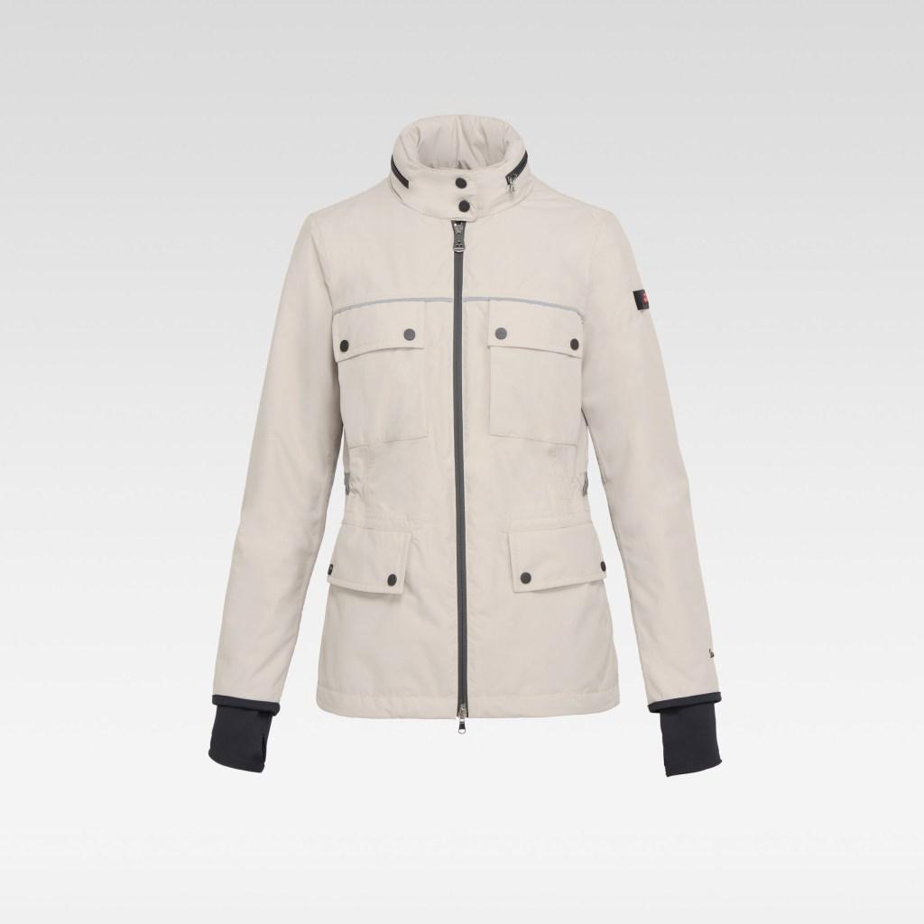 PeutereyXVespa women's jacket.
