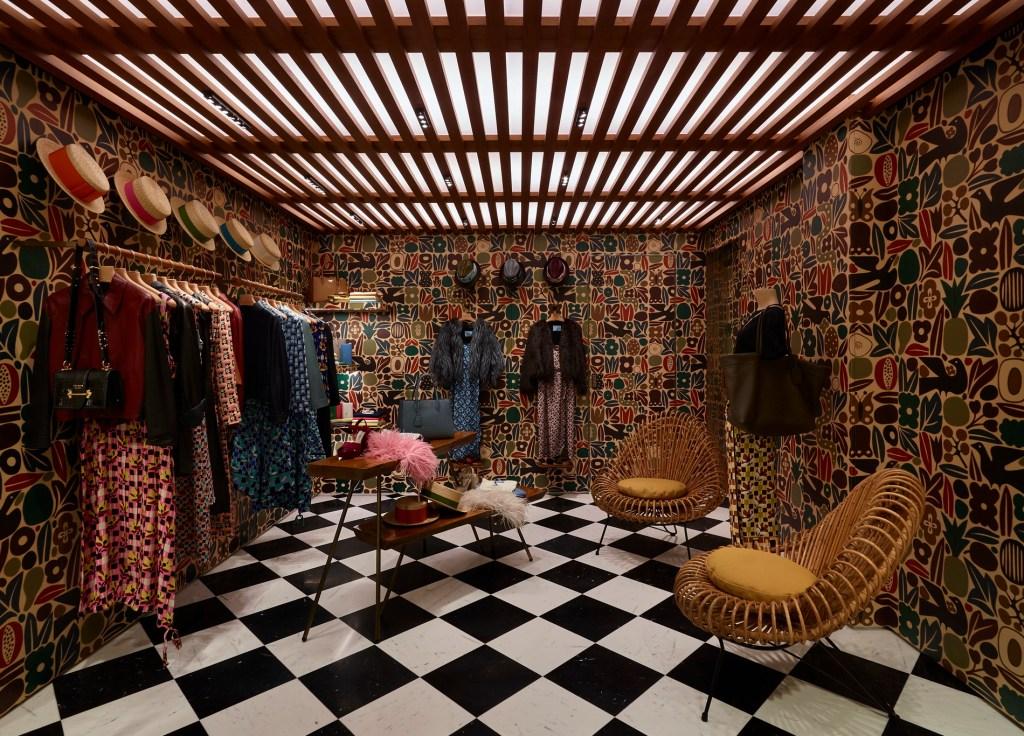 Prada's Porto Cervo boutique