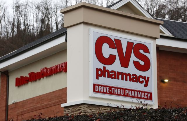 Copyright 2017 The Associated Press. All rights reserved. This material may not be published, broadcast, rewritten or redistributed without permission.Mandatory Credit: Photo by Gene J. Puskar/AP/REX/Shutterstock (7903449a)Hold for Business Photo-- Swayne Hall--This is a CVS Pharmacy in PittsburghCVS Pharmacy, Pittsburgh, USA - 18 Jan 2017