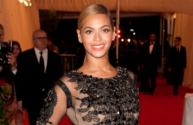 Beyonce KnowlesCostume Institute Gala Benefit, Celebrating 'Schiaparelli and Prada : Impossible Conversations' at the Metropolitan Museum of Art, New York, America - 07 May 2012