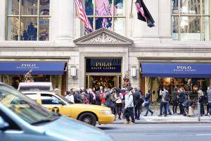 Polo Ralph Lauren new york city flagship store