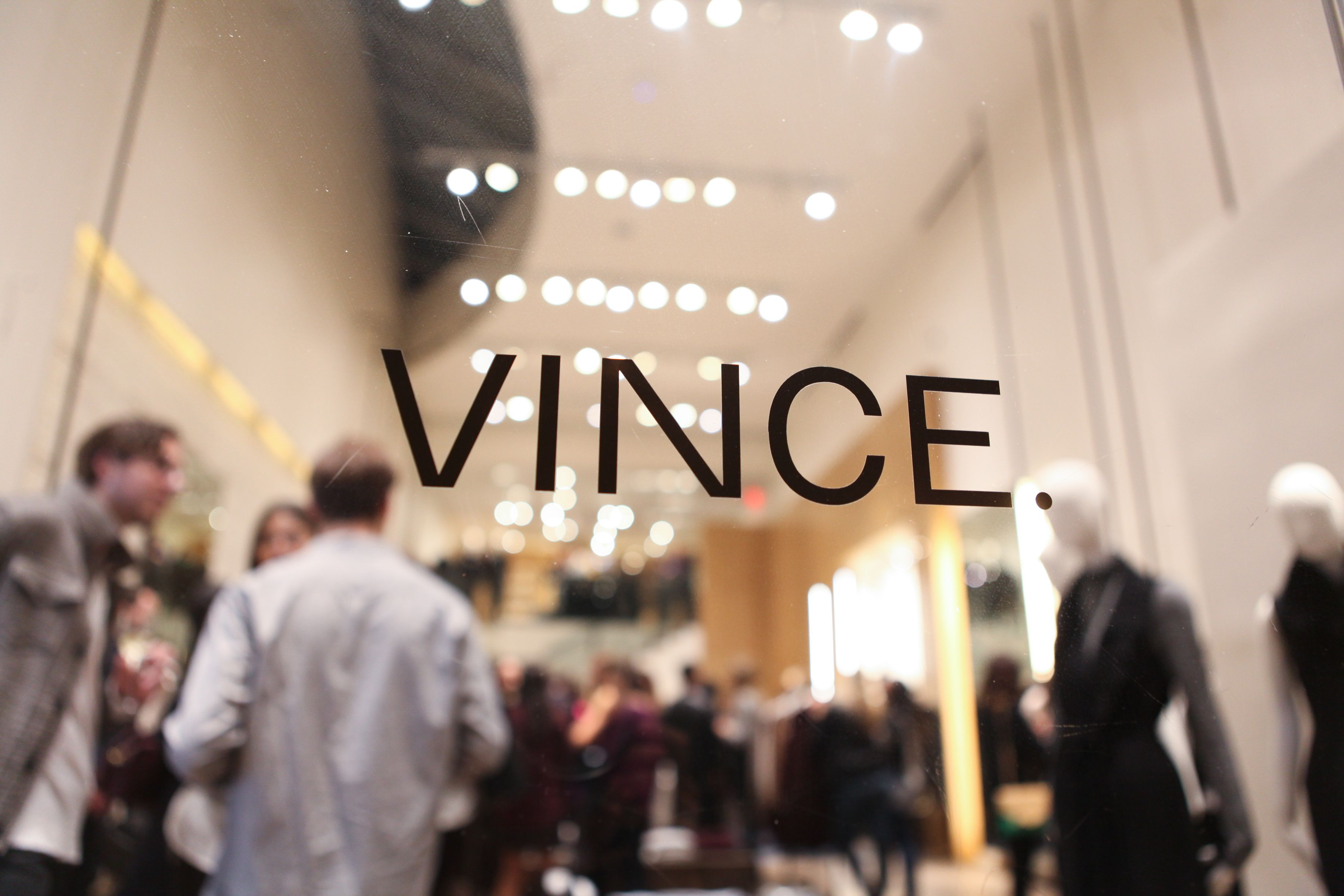 Vince New York Retail