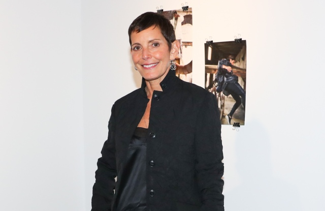 Maureen Chiquet Rag and Bone exhibition party, Fall Winter 2017, New York Fashion Week, USA - 09 Feb 2017