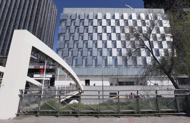 Zara's biggest store in the world in Madrid, Spain