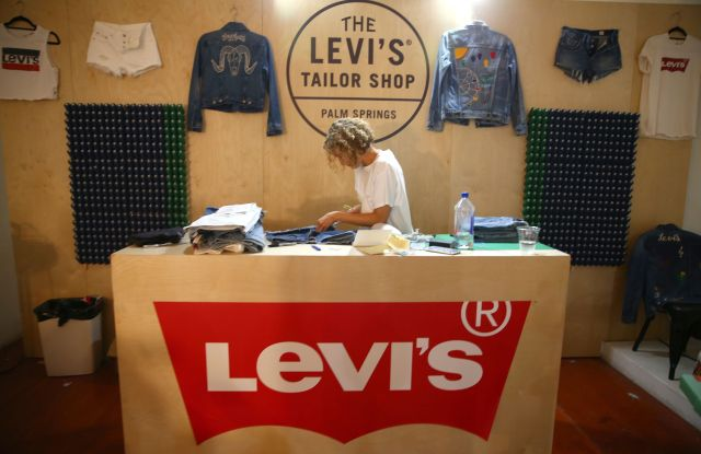 Levi's hosted brunch, Coachella Valley Music and Arts Festival,