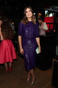Mandy Moore Marie Claire Celebrates 'Fresh Faces' with an Event Sponsored by Maybelline, Inside, Los Angeles, USA - 21 Apr 2017