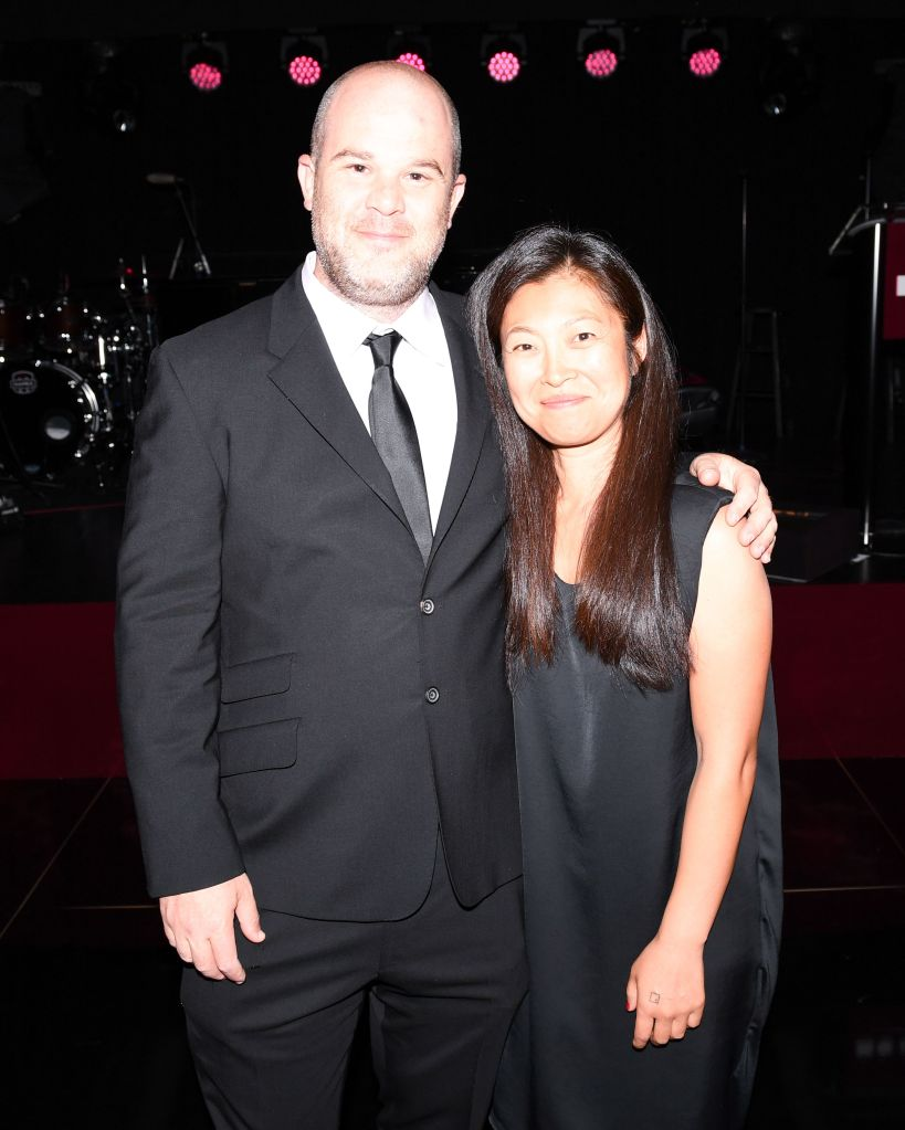 Jonas Wood, Shio KusakaMOCA Gala Honoring Jeff Koons, Los Angeles, USA - 29 Apr 2017