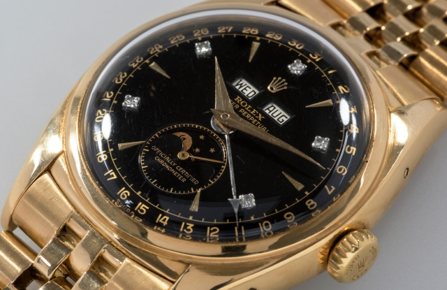 "The ""Bao Dai"" Rolex Reference 6062 was owned by the last emperor of Vietnam."