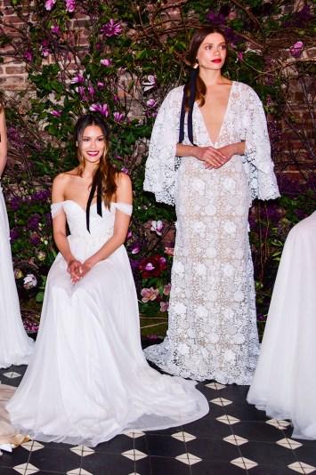 Sarah Seven Bridal Spring 2018