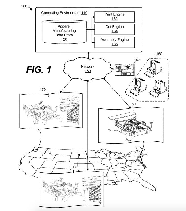 amazon manufacturing patent