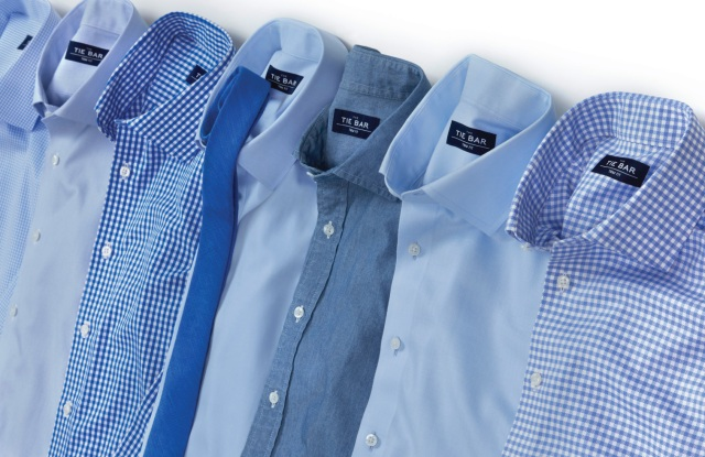 Shirting collection from The Tie Bar.