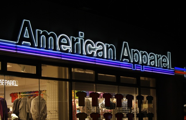 Gildan bought American Apparel's assets through a bankruptcy auction.