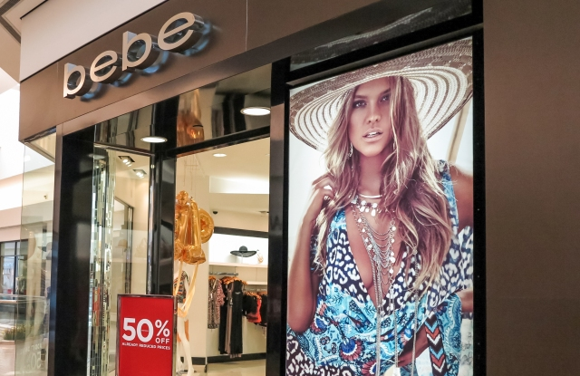 Bebe formed a venture with private equity firm Bluestar Alliance in 2016.