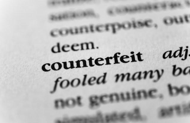Think Tank counterfeit