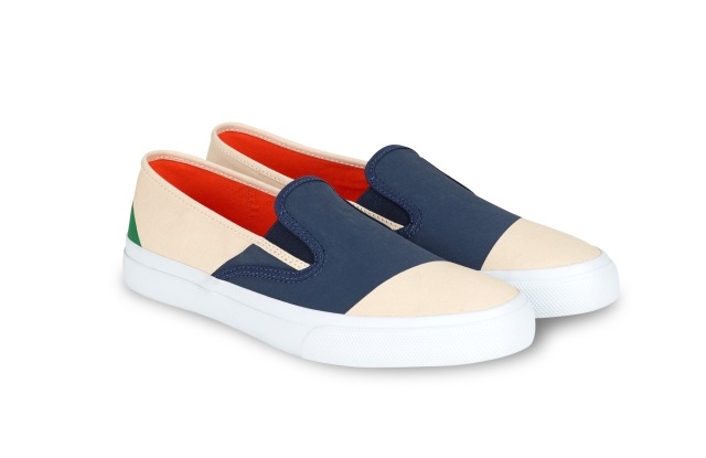 The Jack Spade x Sperry collaboration.