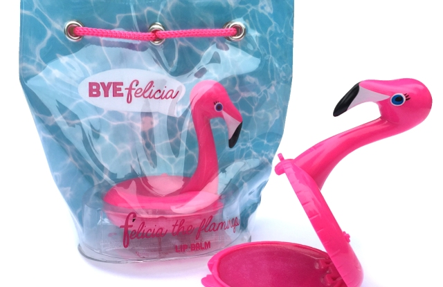 Taste Beauty's Felicia the Flamingo