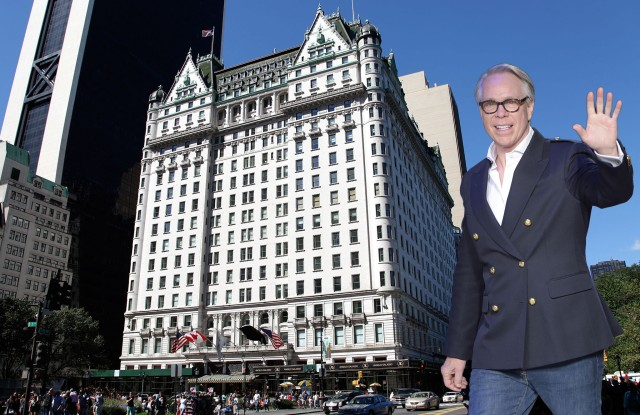 Tommy Hilfiger had been trying to sell his Plaza Hotel penthouse for close to a decade.