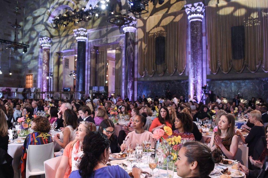 AtmosphereVariety's Power of Women NY Presented by Lifetime, Inside, Cipriani Midtown, New York, USA - 21 Apr 2017