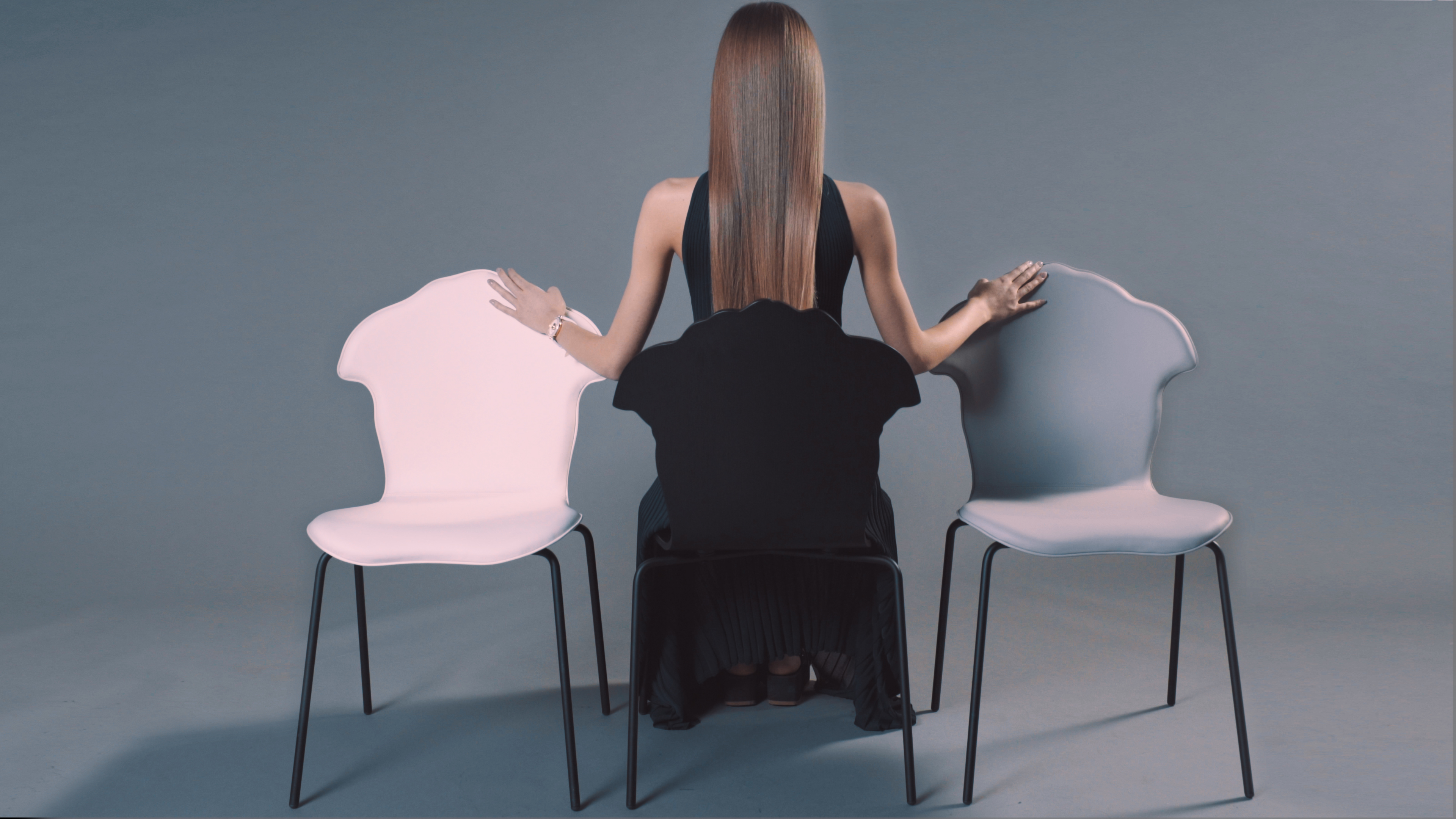 """Versace Home """"The Shadow chair"""" short movie"""