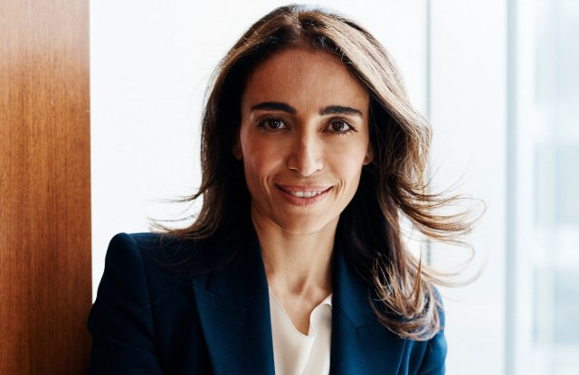 Natacha Minniti runs the largest team at JP Morgan Private Bank.