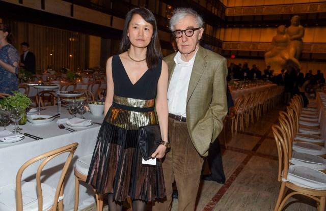Soon Yi Previn, Woody Allen