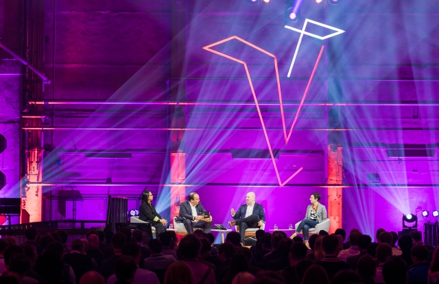 """Zalando's """"Vizions"""" conference gathered digital platform experts to discuss the business model."""