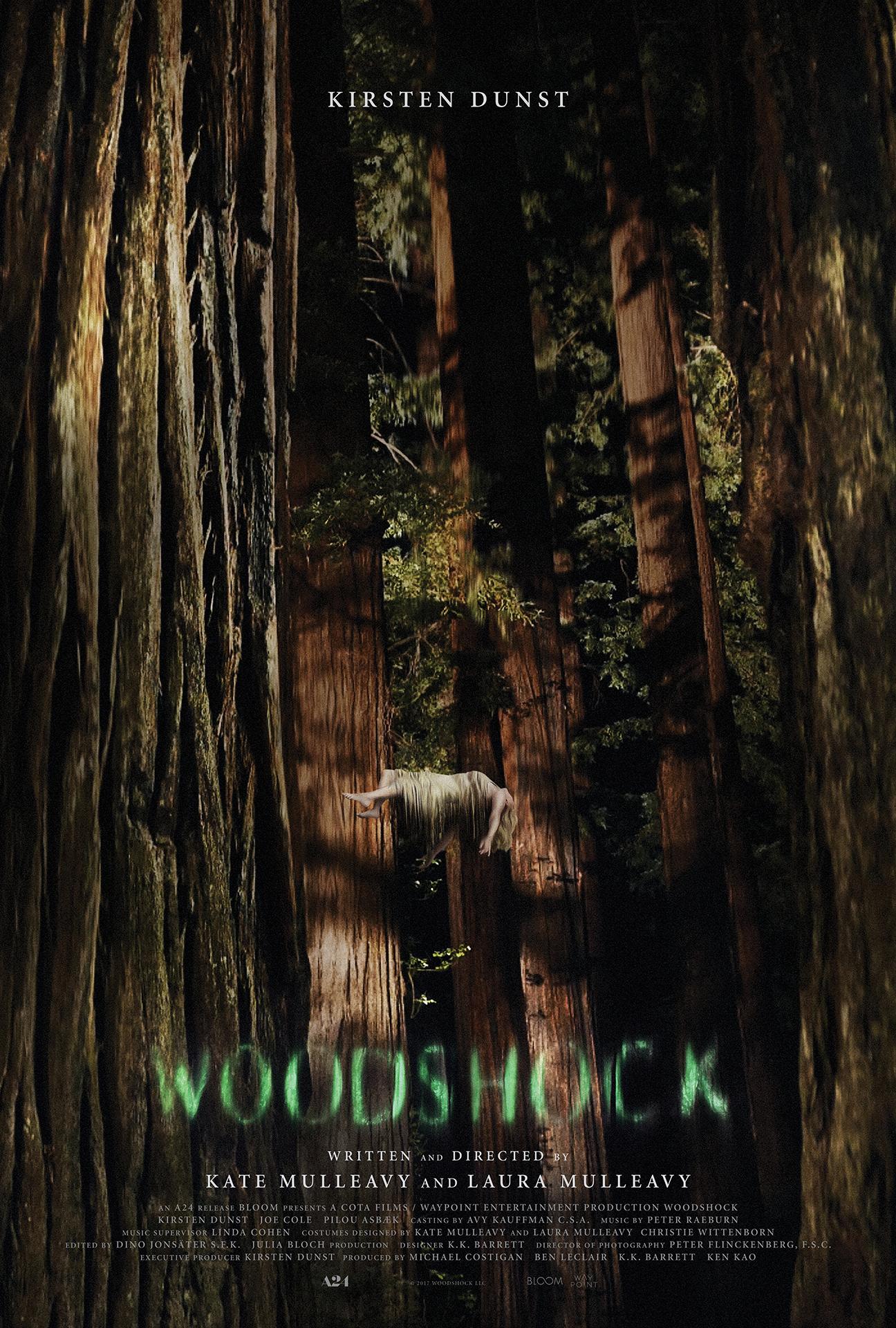 """Woodshock"" movie poster"