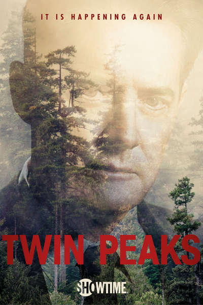 """Twin Peaks"" Movie Poster"