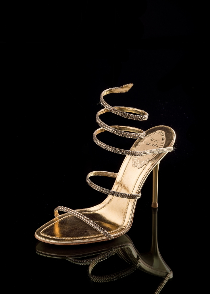 The Snake sandal from 1975