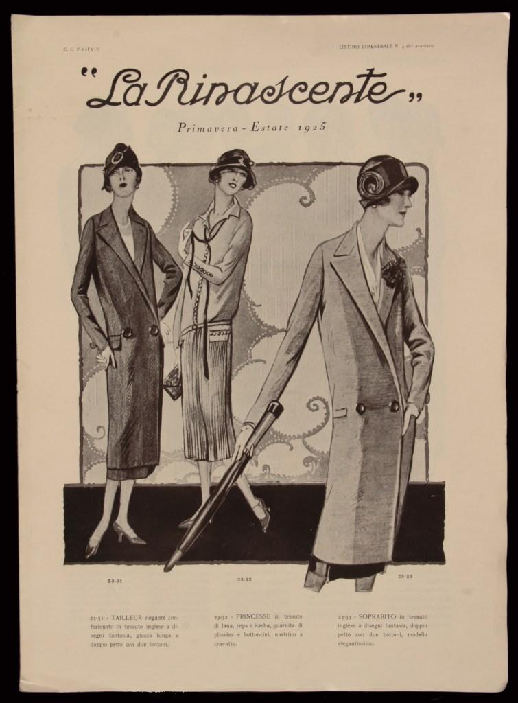 a 1925 catalog