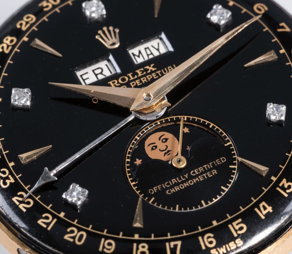 "The ""Bao Dai"" Rolex has set a world record for most expensive Rolex ever sold twice now."