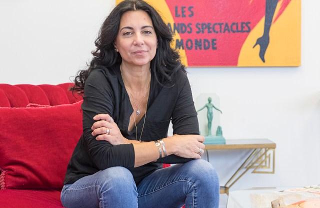 Carolyn Rafaelian of Alex and Ani