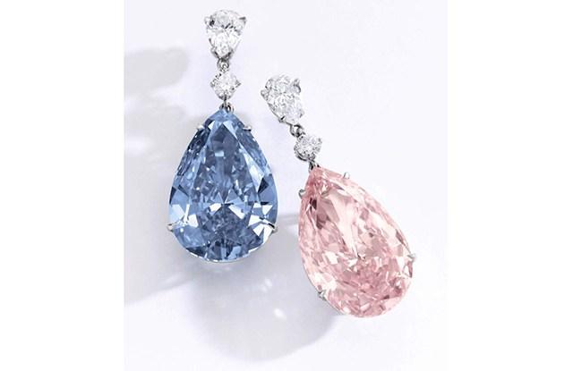The Apollo and Artemis diamonds