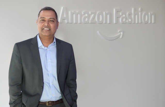 Amazon's Arun Sirdeshmukh says fashion is a focal point for the etail giant in India.
