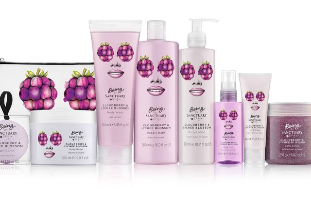 The Being by Sanctuary Spa collection