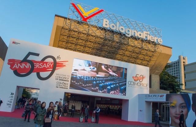 Cosmoprof Worldwide Bologna 2017.