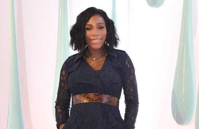 Serena WilliamsBurberry DK88 Bag Launch, New York, USA - 02 May 2017