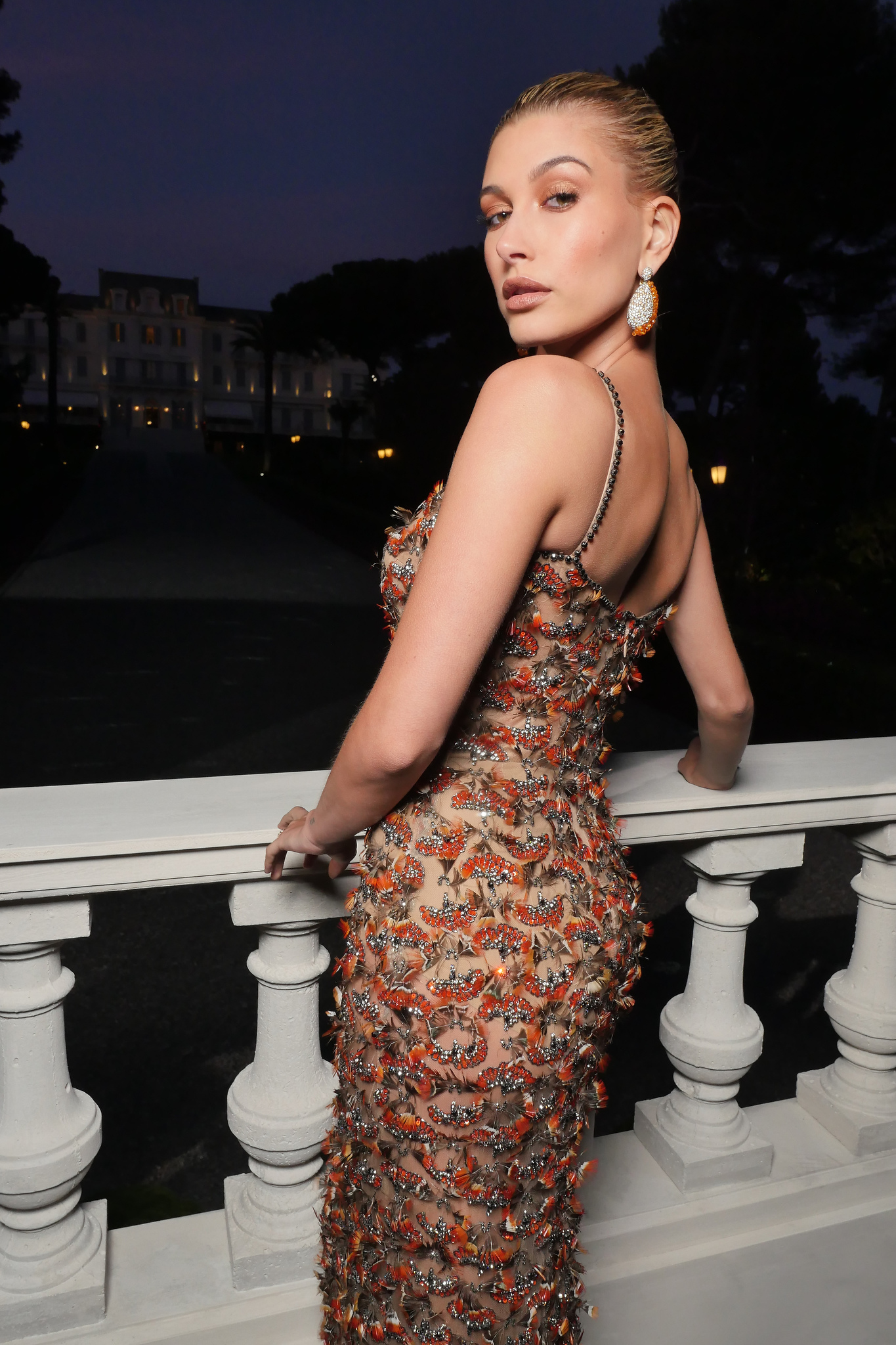 Exclusive photos inside the De Grisogono Party in Cannes: Hailey Baldwin
