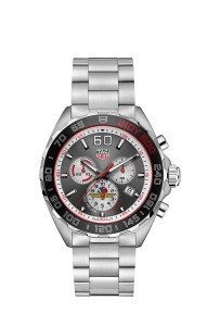 Tag Heuer has created a limited edition watch for the Indy 500 race.