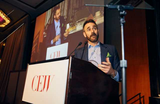 CEW -  BEAUTY AWARDS 2017 - held on May 12, 2017 at the New York Midtown Hilton Hotel
