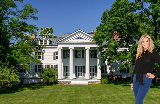 Christie Brinkley's North Haven house.