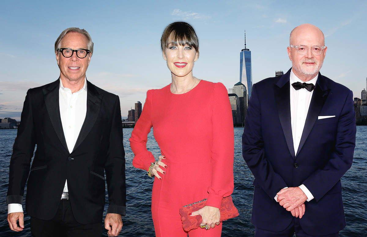 Tommy Hilfiger, Tamara Mellon and Mickey Drexler have all struggled to sell Manhattan homes.