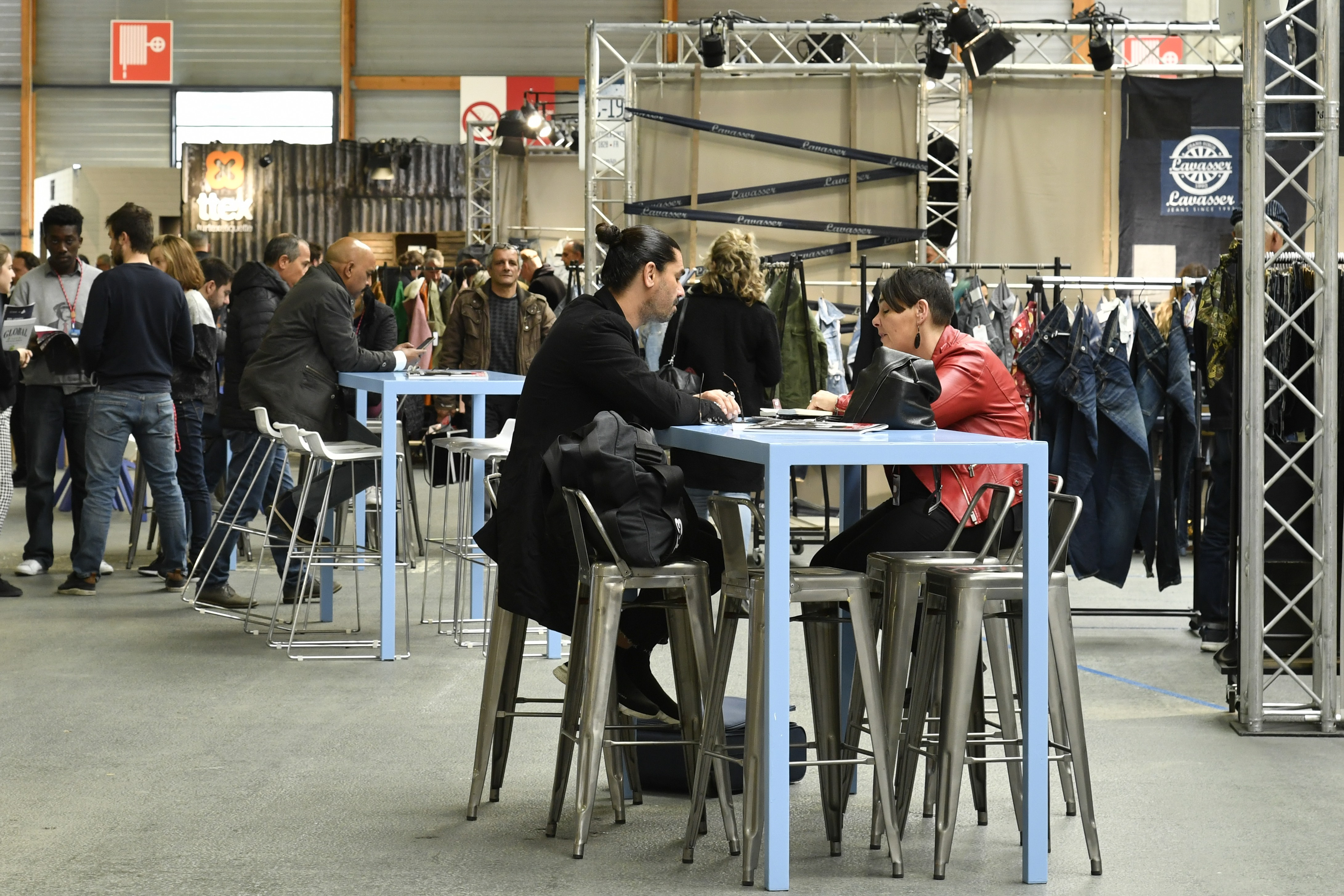 Technology and Sustainability Main Focus at Denim Premiere Vision in Paris