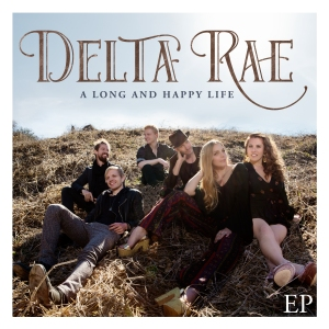 The cover of the group's EP.