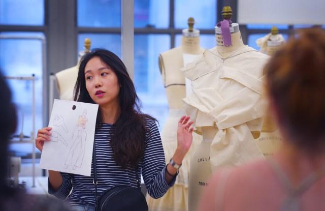 The Fashion School's New York City Studio.
