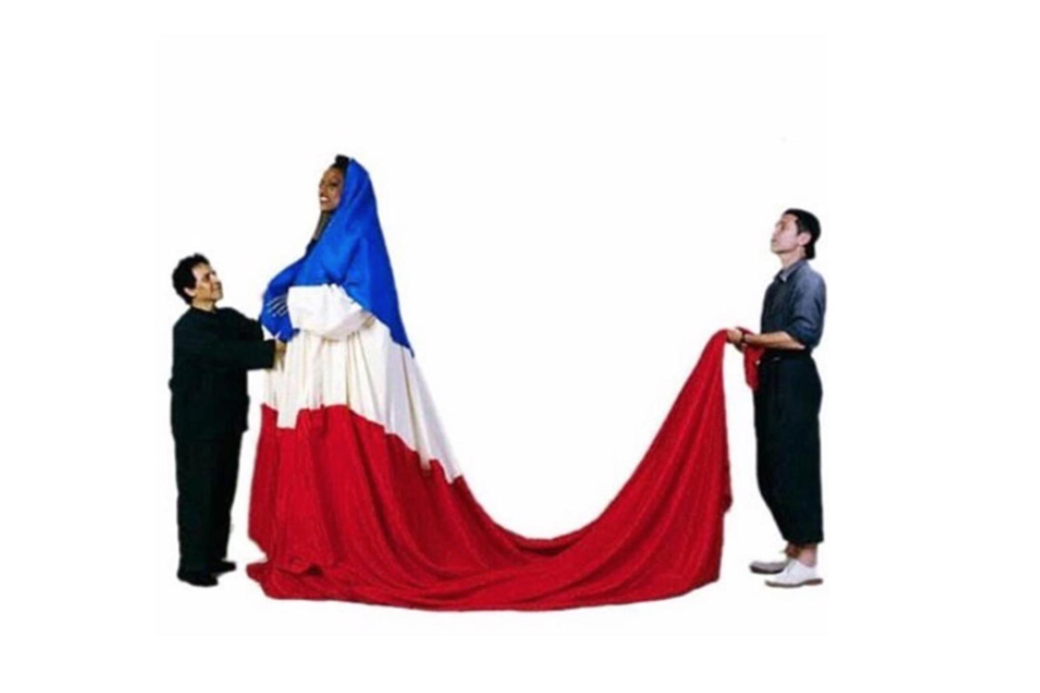 Fashion industry celebrates Macron's win