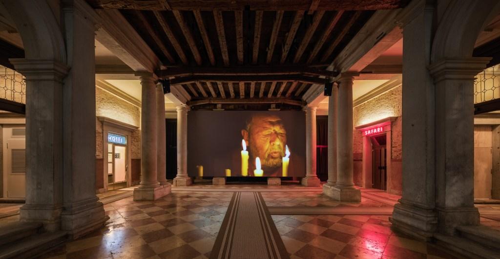 "Fondazione Prada: ""The Boat is Leaking."""